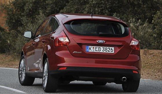 Ford Focus 2011 cinco puertas
