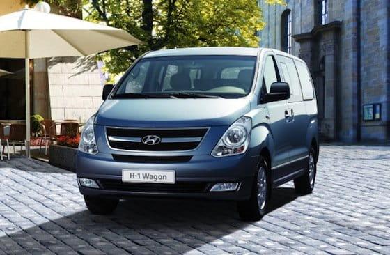 La furgoneta hyundai h 1 se actualizar a euro5 con menos for Garage hyundai 78