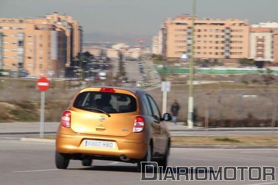 Nissan Micra, presentación y prueba en Madrid (II)