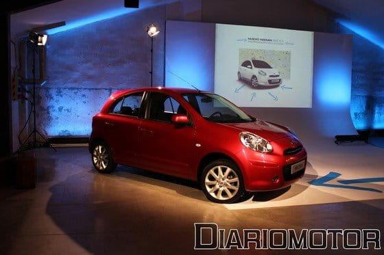 Nissan Micra, presentacion y prueba en Madrid (I)