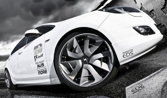 EDS Opel Astra Turbo