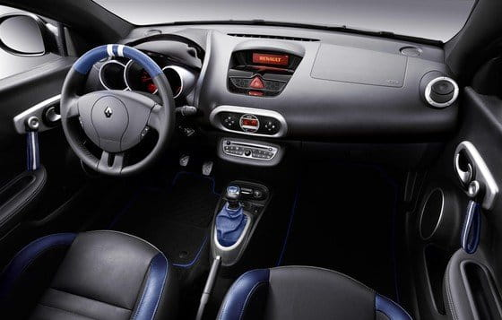 Renault Wind, ahora también como Gordini
