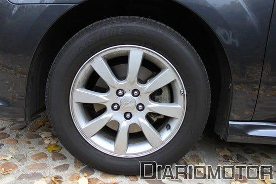 Subaru Legacy 2.0D Limited, a prueba (II)