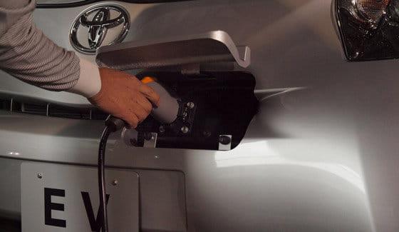 Toyota EV, el iQ se hace eléctrico