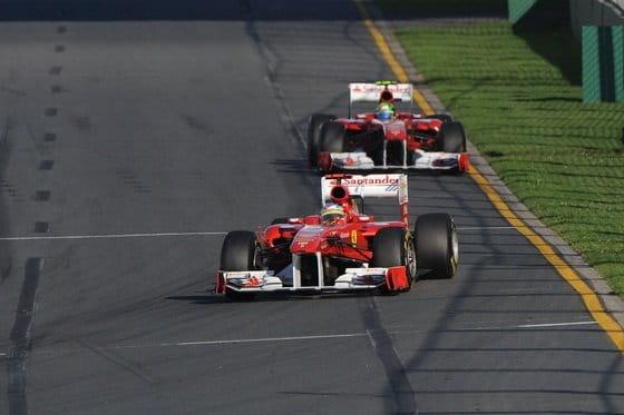 Ferrari - Gran Premio de Australia 2011