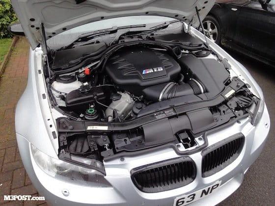 Háztelo tú mismo: BMW M3 E91 Touring