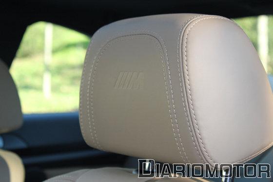 BMW M3 prueba