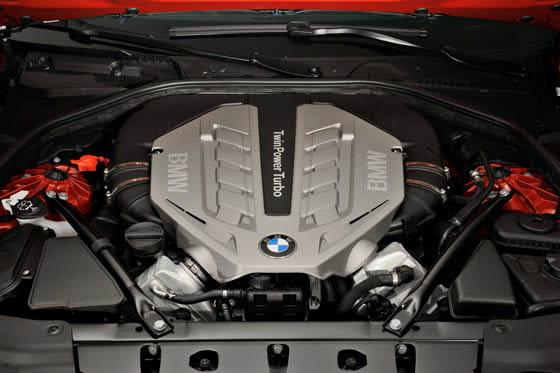 BMW Serie 6 Coupé 2011