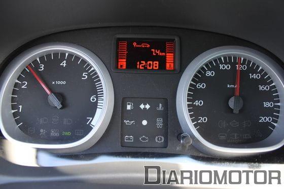 Dacia Duster 1.5 dCi, análisis de consumos a 110 km/h y 120 km/h
