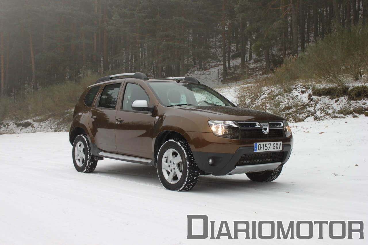 dacia duster 1 5 dci 110 cv laureate 4 4 a prueba i diariomotor. Black Bedroom Furniture Sets. Home Design Ideas