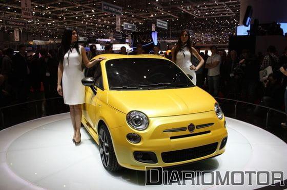 Fiat 500 Coupé Concept, el mini-coupé de Zagato llama la atención en Ginebra