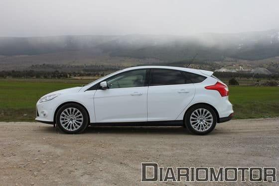 Nuevo Ford Focus, presentación en Segovia (I)