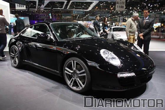 911 Black Edition en Ginebra