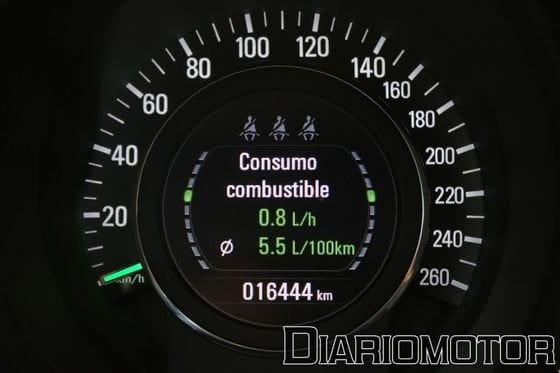 Saab 9-5 Vector 2.0 TiD, a prueba (II)