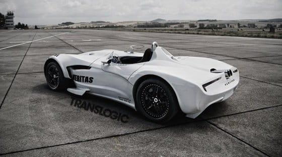 Veritas RS III Roadster Hybrid