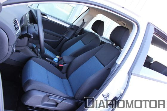Volkswagen Golf BlueMotion 1.6 TDI, prueba de consumo (I)