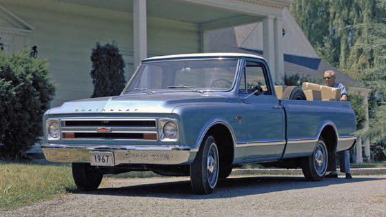 1967 Chevrolet Pick-Up
