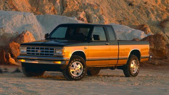 1989 Chevrolet Pick-Up