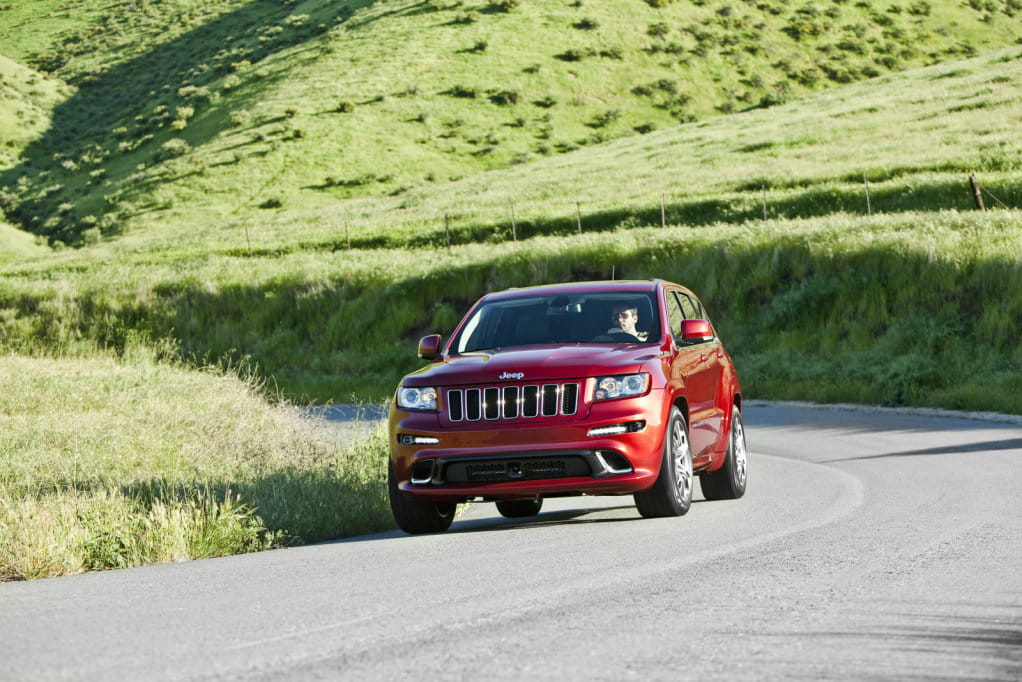 2012 Jeep Grand Cherokee SRT8, foto 2 de 35