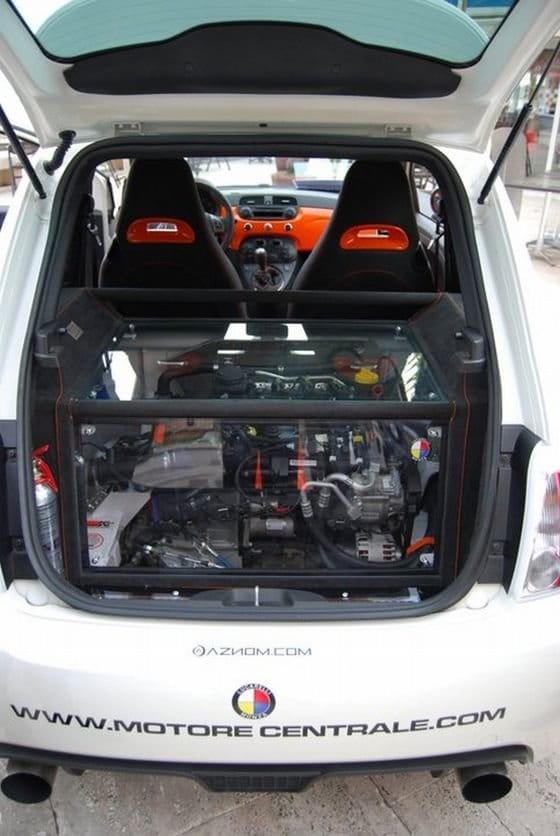 Aznom Motore Centrale R230