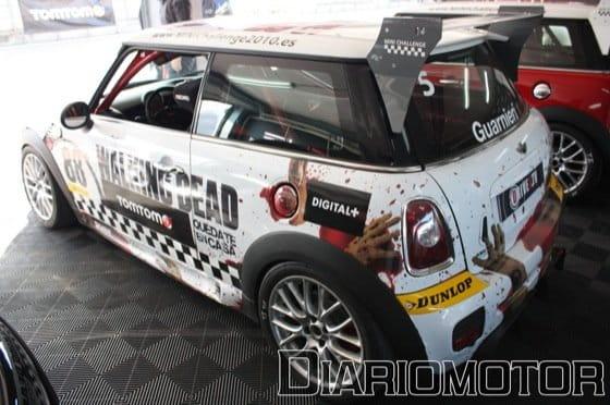 MINI Cooper S en el circuito del Jarama