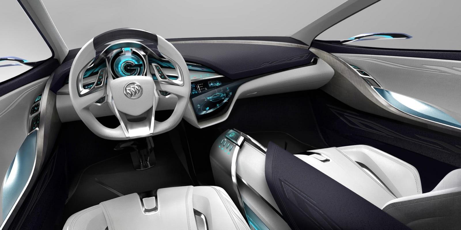 Buick Envision Concept La Cara Del Futuro Suv Chino De