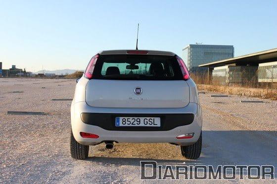 Fiat Punto Evo 1.6 Multijet 120 CV Sport, análisis de motor y prestaciones (II)