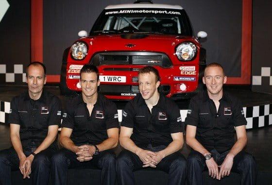 MINI WRC Team (2011)
