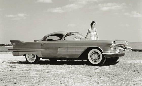 1954 Cadillac El Camino Sports Coupé Concept