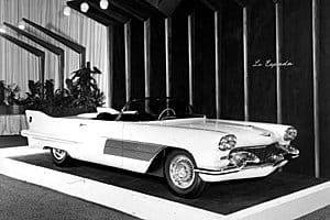 1954 Cadillac La Espada Concept