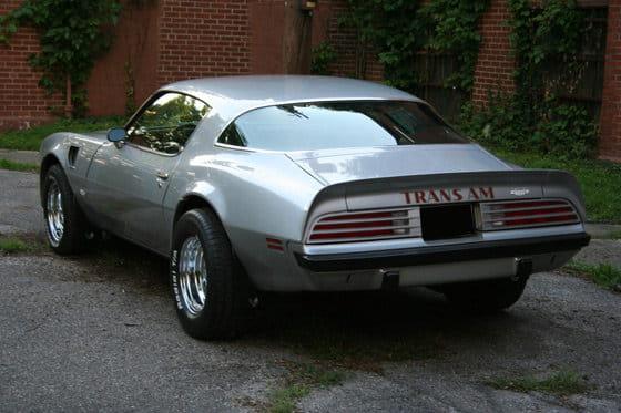 1975 Pontiac Yenko Trans Am