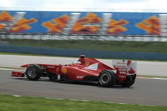 Fernando Alonso (Ferrari) - GP Turquía 2011