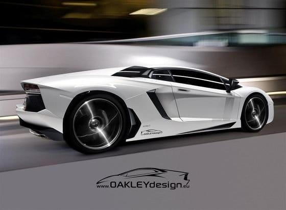 Oakley Design abre la veda tuning con el Lamborghini Aventador LP760-2