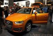 Audi Q3 en el Salón de Barcelona