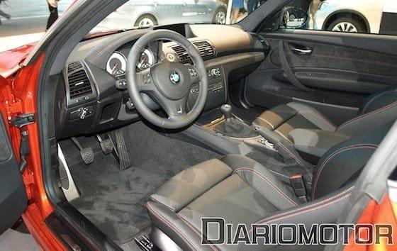 BMW Serie 1 M Coupé en el Salón de Barcelona
