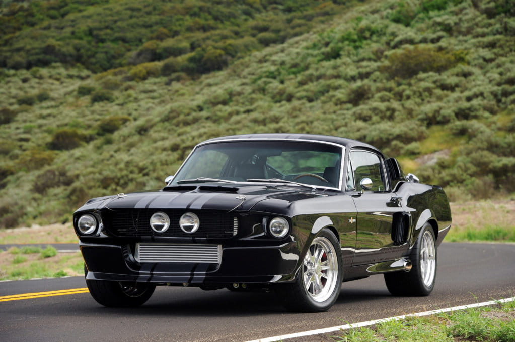 ford mustang shelby 67 gt500 eleanor clone 2017. Black Bedroom Furniture Sets. Home Design Ideas
