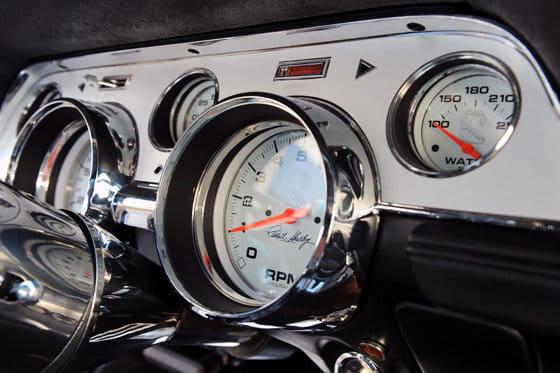 Shelby Mustang GT500CR Venom por Classic Restorations