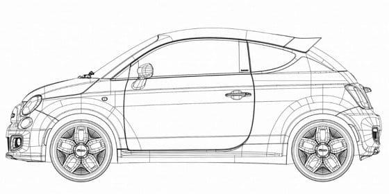 Fiat 500 Coupé by Zagato