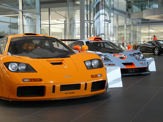 McLaren F1 LM por Evil Monkey Ali