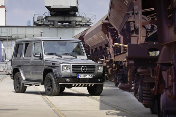 Mercedes Clase G Edition Select