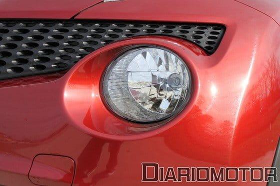 Nissan Juke 1.6i Tekna Premium 4x2, a prueba (I)