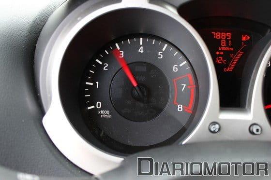 Nissan Juke 1.6i Tekna Premium 4x2, a prueba (II)