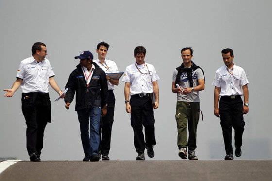 Como ser ingeniero de F1 - Angel Baena
