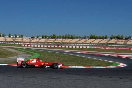 Fernando Alonso (Ferrari) - GP de España 2011