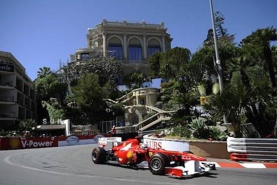 Fernando Alonso (Ferrari) - GP de Mónaco 2011