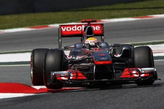 Lewis Hamilton (McLaren) - GP España 2011