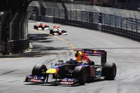 Sebastian Vettel (Red Bull) - GP Mónaco 2011