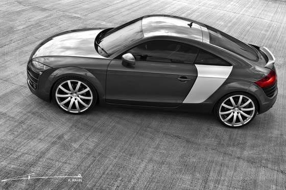 Audi TR8 Project Kahn