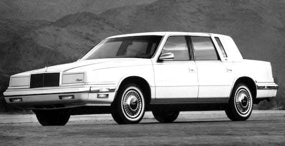 Chrysler New Yorker 1990