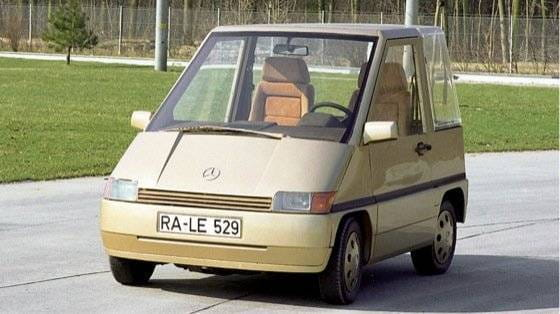 Micro Compact Car